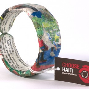 "The ""Choose Haiti"" Bracelet"