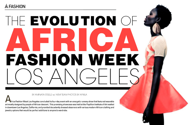 Africa Fashion Week Los Angeles 97